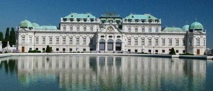 vienna sightseeing belvedere