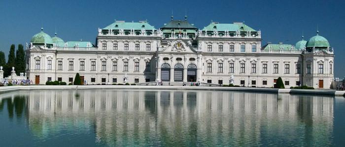 Schloss Belvedere Rundfahrt