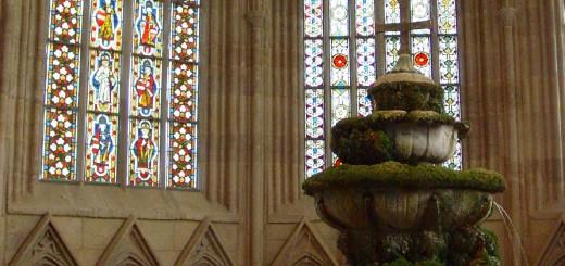 Stift Heiligenkreuz, Foto: Melchior2006, via Wikimedia Commons