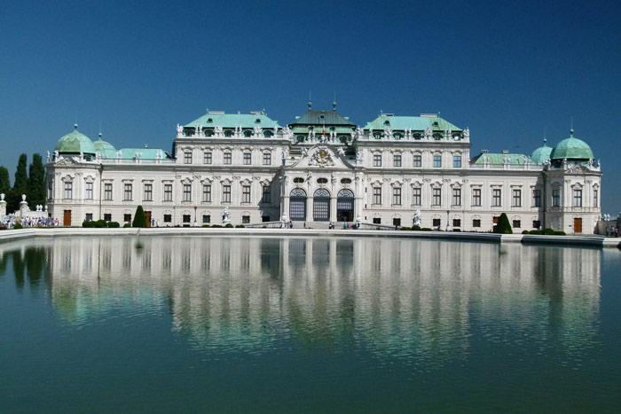 Belvedere Tour Vienna