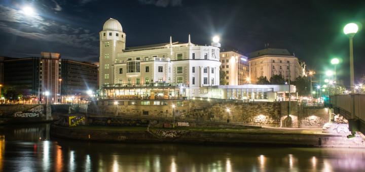 Stadtrundfahrt Wien bei Nacht