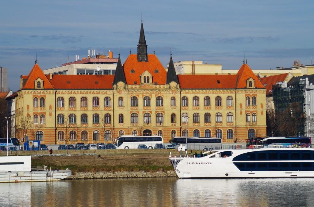 Il castello da Bratislava