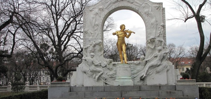 Vienna musica: Mozart, Beethoven, Strauss