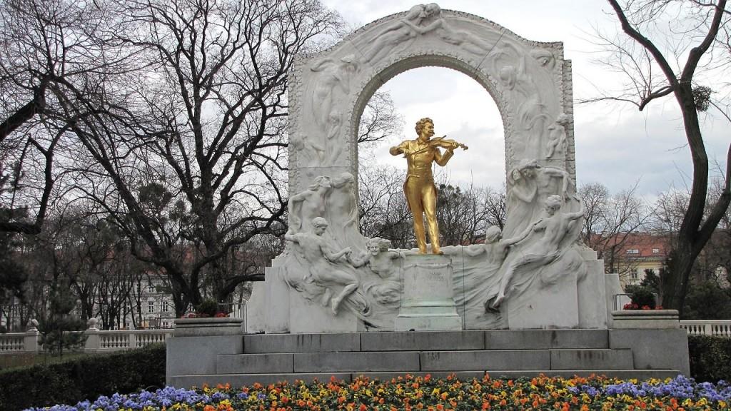 Giri città Vienna: Mozart, Strauss, Beethoven...