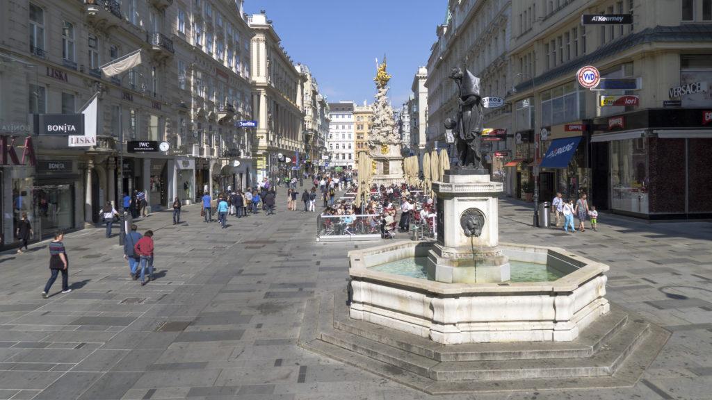 Wien, Graben